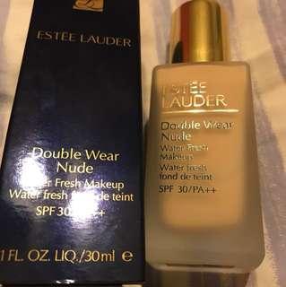 Double wear nude water fresh 30ml