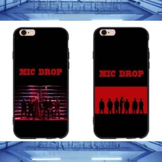 BTS Mic Drop Phone Case