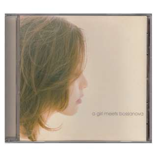 Olivia Ong 王俪婷: <A Girl Meets Bossanova> (2005 CD)