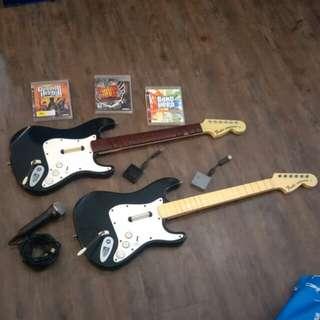 PS3 Rock Band Bundle