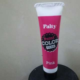 Semir rambut PALTY JAPAN point color tube pink