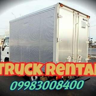 Lipat bahay truck rental services