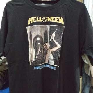 T shirt band Helloween