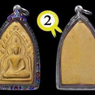 屈他路 龍婆初 2496年製作 坤平 沙馬公比賽第二名 泰國佛牌