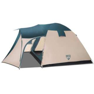 Bestway 8-Person Dome Outdoor Tent SKU: BW-TENT-68015