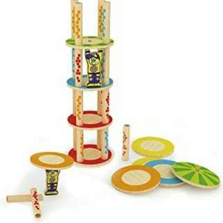 Crazy Tower #buahhatiku