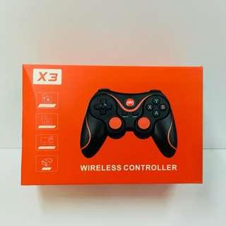X3 WIRELESS CONTROLLER