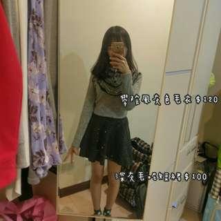 日系學院風毛衣