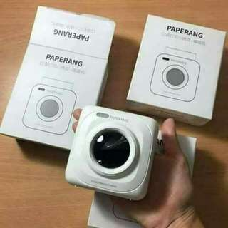 Paperang mobile printer