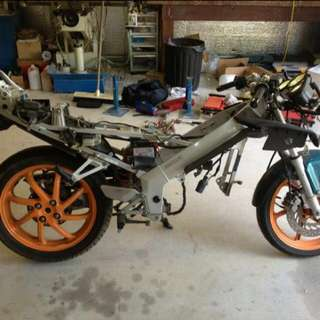 SELLING NSR Sp 150 PARTS