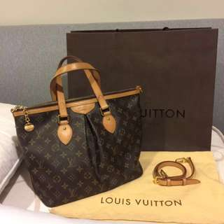 Louis Vuitton Handbag LV Palermo PM