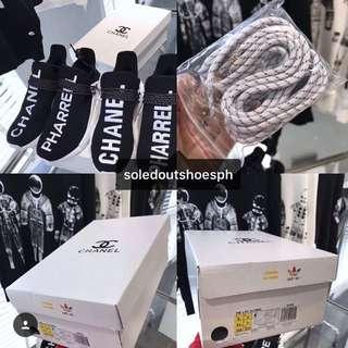 Adidas NMD Human Race x Chanel