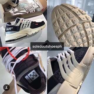 Nike Presto x Off-white