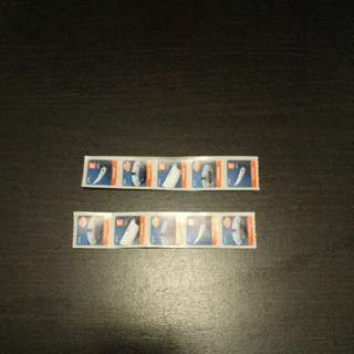 Free 免費 Mannings 萬寧印花 Stamps