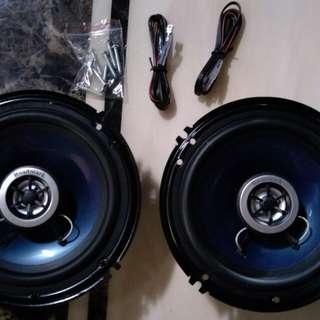 Car Door Speaker R628 6.5 Inch Car Coxial Speaker