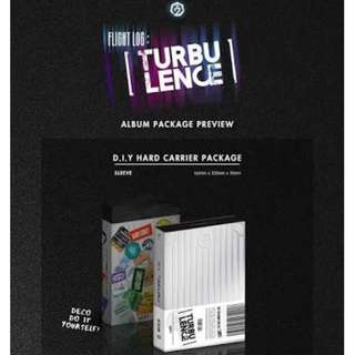 GOT7 FLIGHT LOG; TUBULENCE Album