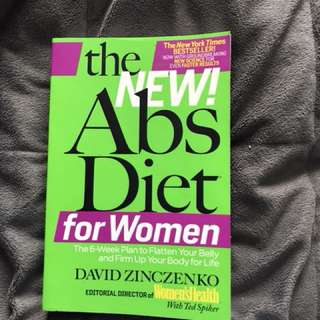 Workout and health book