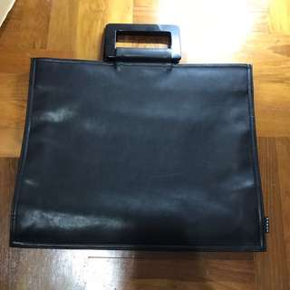 Leather Marcx Document Bag / laptop bag