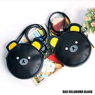 Bag Rillakuma Black