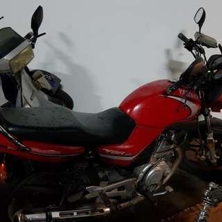 2010 yamaha ybr for rent