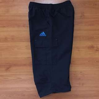 ADIDAS 3/4 SPORTS PANTS SELUAR