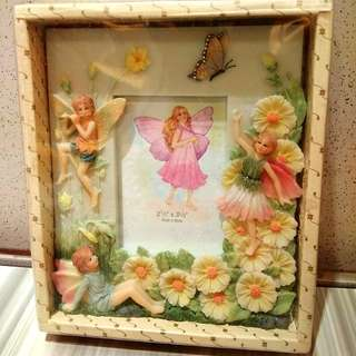 Cute Fairy Picture Frame