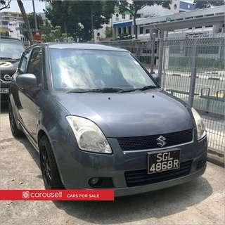 Suzuki Swift 1.5A (COE till 08/2021)