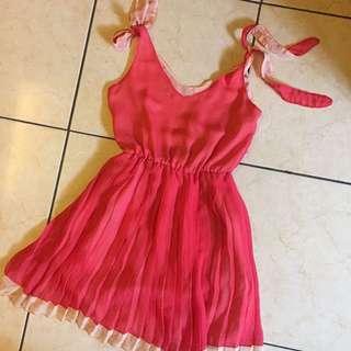 Mini DRESS - pink Unbranded