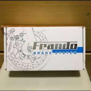 Frando 19mm直推式總泵✨全新✨👉🏻代親友放,非誠勿擾👈🏻