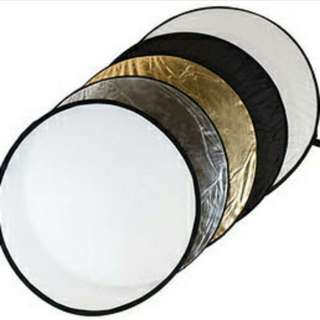 #Contiki2018 Promotion 5 in 1 reflector 110cm