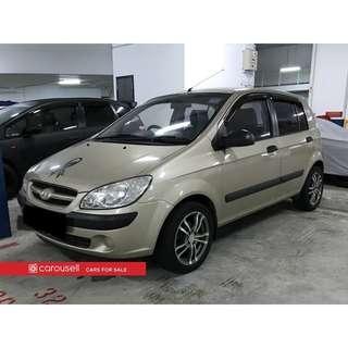 Hyundai Getz 1.1M 5DR