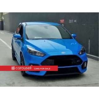 Ford Focus RS 2.5M