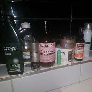 Misc Skin & Beauty products