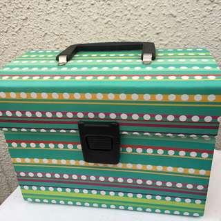 風琴型文件分類盒  Document Organisor