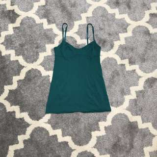 Aritzia Wilfred bustier tank medium