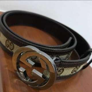 Gucci belt Authentic for women