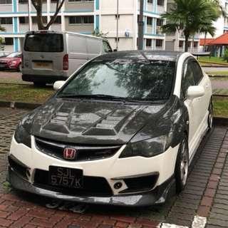 Honda Civic Type-R Manual 2.0