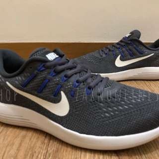 Authentic Nike LunarGlide 8 Wolf Grey
