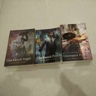 Novel The Infernal Devices