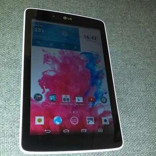 LG Wi-Fi Tablet