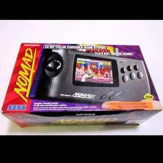 Sega Nomad - (Original) Handheld