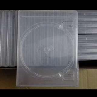 PlayStation 3/4 - Transparent Disc Case per pcs