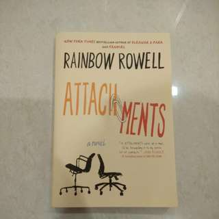 ATTACHMENT BY RAINBOW ROWELL
