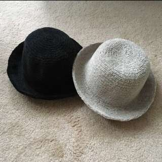 現貨在台灣美國購入漁夫毛帽
