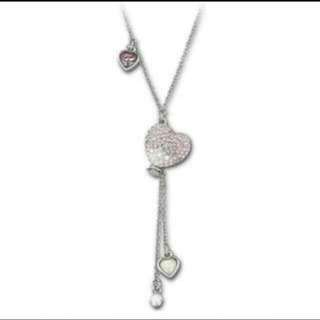 ❤SWAROVSKI Pink Beauty Heart Shaped Strap (1042900)New❤ SWAROVSKI限量販粉紅佳人心型吊飾💕❤ ✨全新📮包郵
