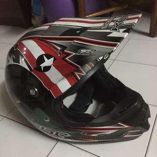 Helmet Kbc Scrambler
