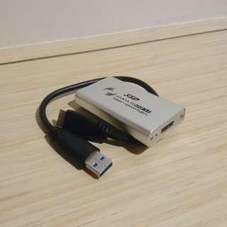 mSATA SSD to usb 3.0