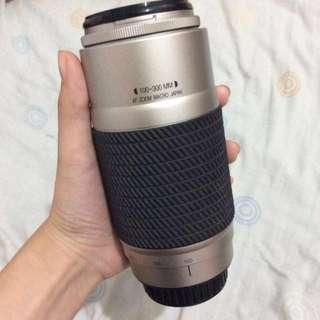 Tokina Lens for Minolta A-mount