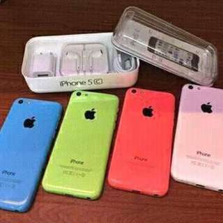 Brand new  buy one take one iphone 5c