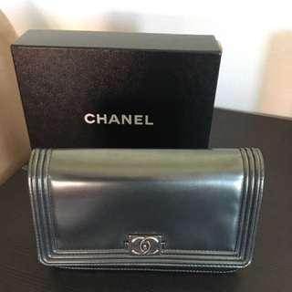 Chanel Boy WOC bag wallet
